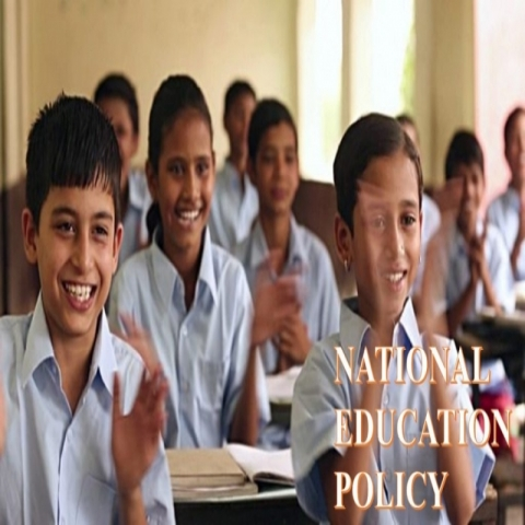 NATIONAL EDUCATION POLICY – 2020: STRATEGY FOR IMPLEMENTATION