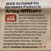 First of it's kind 'Army School' to be started under Vidya Bharati