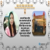 Dr. Shilpa Singh, an archaic student selected as Livestock Welfare Officer